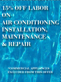 Air Conditioning Service Discount